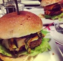 Quarto burger