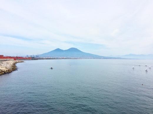 O Vesuvio