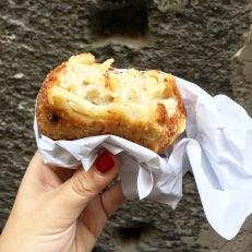 La frittata di pasta da Di Matteo