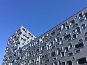 L'edificio del Sudpark