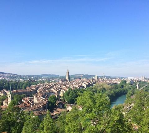 Vista panoramica dal Rosegarten