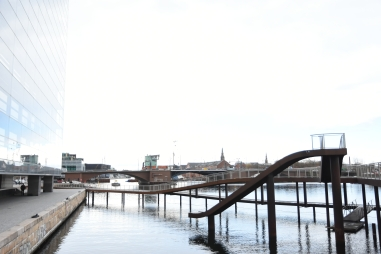 Passerelle sull'acqua by JDS