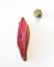 Piccione fondente con pistacchio in purezza