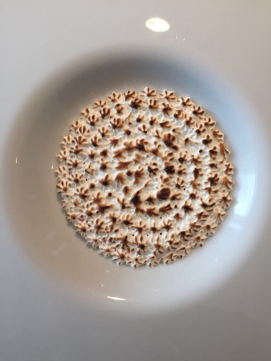 Dessert al lampone