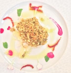 Il pesce del ristorante La Caravella