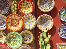 Le ceramiche della costiera amalfitana