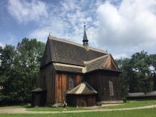 Le chiese di legno di Nowa Huta