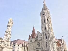 La Chiesa di Mattia