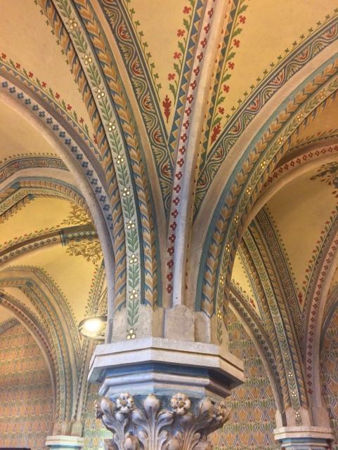 Chiesa di Mattia: interno