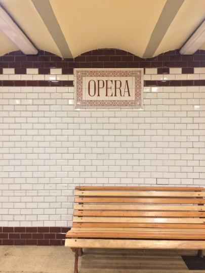 La fermata Opera