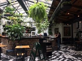 La caffetteria della Kunsthaus