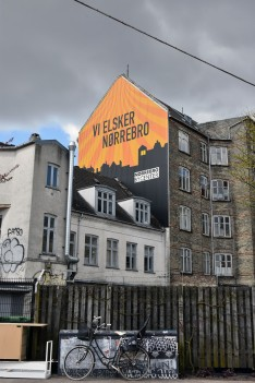 Norrebro e la street art