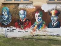Street art ad Eboli