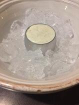Uovo fucking cold come dessert