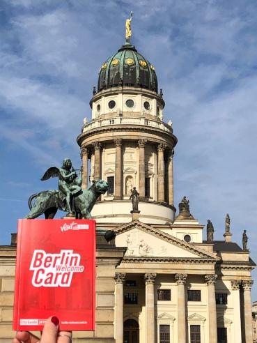 La guida della Berlin Welcome Card sempre con me