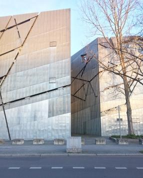 Il Museo Ebraico di Daniel Libeskind
