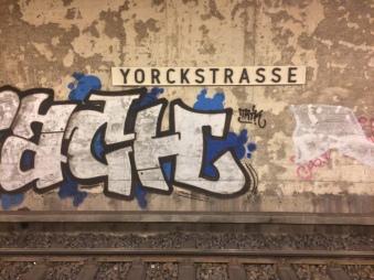 Metro di Yorckstrasse
