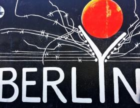 La street art del Muro di Berlino