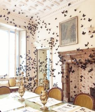 Fondazione Pini e le farfalle nere