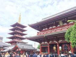 Un tuffo nella storia ad Asakusa