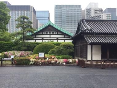 I Giardini del Palazzo Imperiale di Tokyo