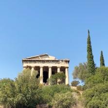 Resti sparsi dell'Acropoli