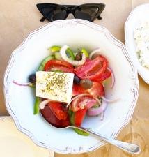 L'insalata Greca di Crinali