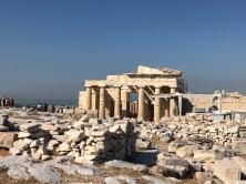 La magia dell'Acropoli